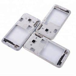 Parti di riparazione del telefono mobile per Samsung J3 2016 J320 J320f che alloggia il doppio singolo coperchio di blocco per grafici centrale