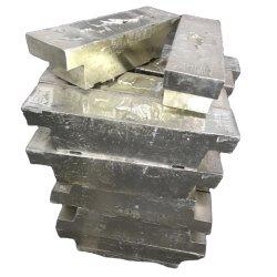 Fabricante chinês os minerais e Metalurgia estanho puro do lingote 99,90%-99.99%