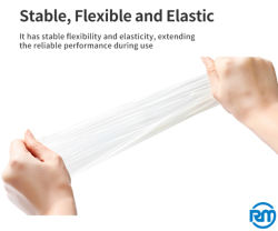 目的の処分PVC高品質の保護安全手のAcid-Resistant Comfatableの伸ば抵抗力がある缶のタッチ画面の保護手
