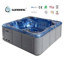 STAZIONE TERMALE esterna acrilica della vasca calda della Jacuzzi di massaggio del mulinello di nuovo di disegno 2016 controllo della balboa