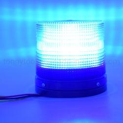 مصباح تحذير الطوارئ الوامض باللون الأصفر بقدرة 12 فولت من السيارات المرورية مصباح التحذير الدوار