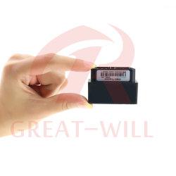 Groot zal Tr09 2g GPS van Vechical Volgend GPS van het Apparaat Volgend Apparaat voor de Drijver van de Apparatuur