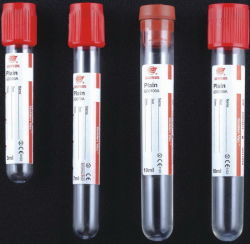 Ce en FDA Certificated Vacuum Blood Collection Tube voor Medical