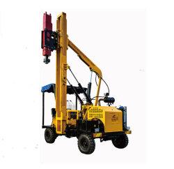 Pile-machine voor grondschroef Yc260 hydraulische hamer-opschumming Machine