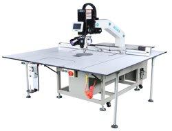 Jeehe Cabeça rotativa de modelo de máquina de costura para Material Espesso com laser