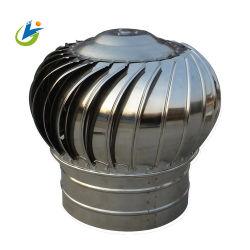 Fabricante do teto de 300 mm do teto não motorizado Ventilador Acionado Vento Exaustores