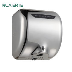 Kuaierte Non-Contact Sensor de infrarrojos de alta velocidad de semicírculo, secador de manos para baño