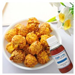 Популярная эфирная масло концентрированная попкорн Арома используется для Vapor Tobacco
