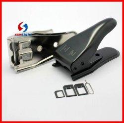 Commerce de gros double carte SIM de la faucheuse pour l'iPhone Nano6/7/8/X