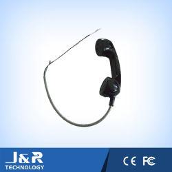 装甲コード付きバンダル抵抗電話機、刑務所電話用高耐久性ハンドセット