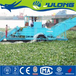 De aangepaste Aquatische Hyacint die van het Water van de Maaimachine van het Onkruid het Scherpe Schip van het Schip van de Boot schoonmaken