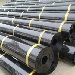0.2mm~2mm 부드러운 질감의 블랙 경질 플라스틱 방수 HDPE LDPE LLDPE PVC Geomemnering 라이너 팩토리 가격(아쿠아컬쳐, 매립, 피시 폰드