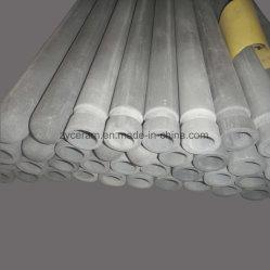 Tubo schiavo ad alta resistenza di protezione termica del silicone di Si3n4 Sic per industria di trasformazione di alluminio