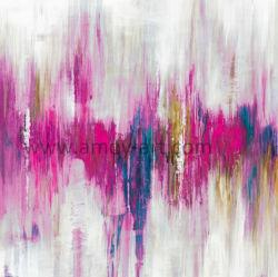 Peint main Nouvelle conception de l'huile abstraite les peintures sur toile
