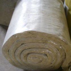 Couverture avec Wire Mesh La laine de roche de la laine minérale