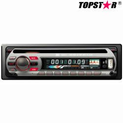 Un lecteur DVD fixe Ts-6004f de véhicule de panneau DIN