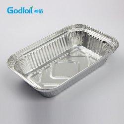 Utilisation des aliments et de matériau aluminium Aluminium Conteneur à emporter