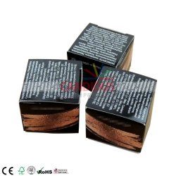 Boîte de cosmétique de qualité Emballage Sac de papier Paper Box de l'impression