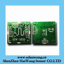 El Radar Doppler de microondas de módulo de conexión inalámbrica Sensor de movimiento (HW-M09)