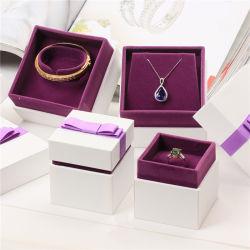 Commerce de gros la petite bague collier Earring bijoux d'emballage boîte cadeau