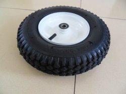 Roda de ar pequena roda, pneumáticos, Air-Inflated Whee de Borracha