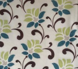 100%Polyester Printing Fabric voor Hometextile/Uphlstery/Curtain/Cushion/Tablrcloth