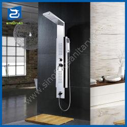 Comitato superiore dell'acquazzone di massaggio della stanza da bagno dell'acciaio inossidabile