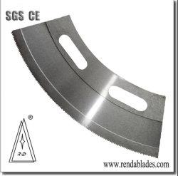 칼 판지 상자 부대를 위한 지속적인 남성 Slotter 절단 칼을 홈을 파는 D2 HSS SKD11 골판지 마분지