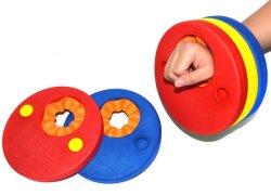 Les disques de bras de flottement de natation pour les enfants de l'exercice