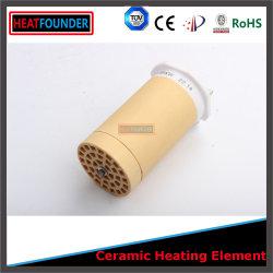 Vaporizzatore asciutto di ceramica dell'erba dell'elemento riscaldante