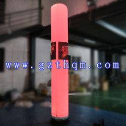 Globos publicitarios hinchables LED/grandes globos de helio inflables