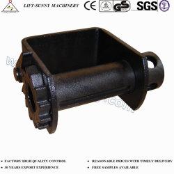8425 de soldadura de montaje lateral cabestrante cabrestante de amarre de carga