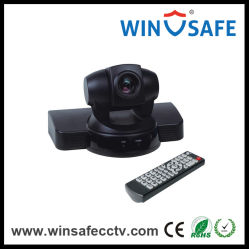 Videocamera professionale della macchina fotografica di congresso di telecomando di IR