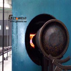 Alívio do Estresse forno para o cilindro de GPL a linha de recondicionamento