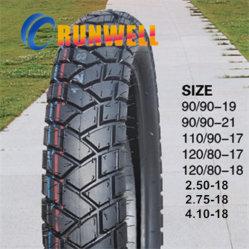 Бескамерные шины мотоциклов 90/90-19 90/90-21 120/80-18