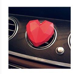 Auto-Liebes-Klimaanlagen-Luftauslass-Duftstoff-Klipp (JSD-A0101)