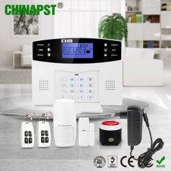 Самый дешевый автоматической системе автоматического обзвона местной беспроводной охранной сигнализации GSM (PST - GA997CQN)