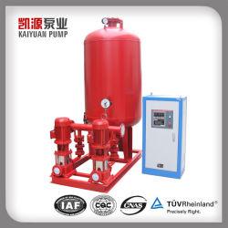 Approvisionnement en eau Qky entièrement automatique ensembles de pompe de gavage