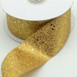 포장 및 훈장을%s 금 금속 빛난 리본 과일