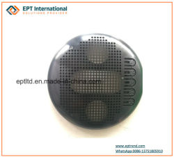 Moule en plastique et partie en plastique pour les articles électroniques, couvercle électronique de l'Orateur