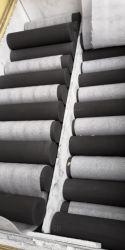 Prensa Isostática de alta calidad la varilla de Grafito artificial/carbono la varilla.