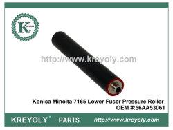 Compatível Cost-Saving 56AA53061 Inferior do Cilindro de pressão do fusor para a Konica Minolta 7165