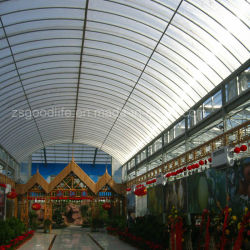 100%年のバイヤーバージン材料のPolicarbonatoの屋根ふきシート