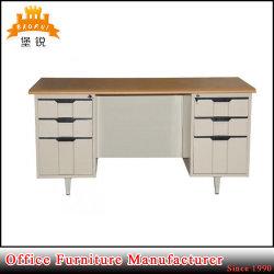 Tabella moderna dell'ufficio dell'acciaio & di legno di alta qualità