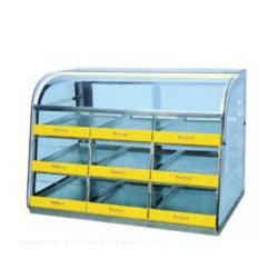 Houten basis Cake Display planken / Island Showcase voor broodwinkel / bakkerij