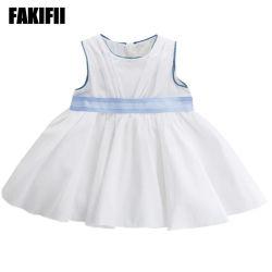 ブランドによって設計されているODMの赤ん坊の衣服の女の子の綿の服の方法子供の服装