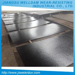 HRC 58-62 Китая Жесткий, с которыми сталкиваются абразивные устойчив биметаллическую пластину оболочка износной пластины для угля гильз откидной панели двери задка