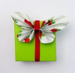 Créations en papier des idées de papillons décorations Coffrets cadeaux