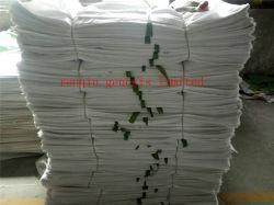 Pp. gesponnener Beutel/Fertigung gesponnenes Polypopylene/PP Geotextile-Gewebe 75G/M2