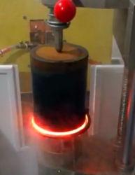 Verhardende Machine van de Inductie van de Oppervlakte van de trapas de Dovende